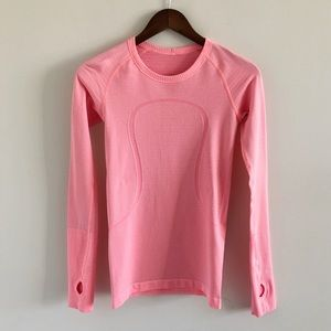 Lululemon Swiftly Tech Crew Neck Long Sleeve 4